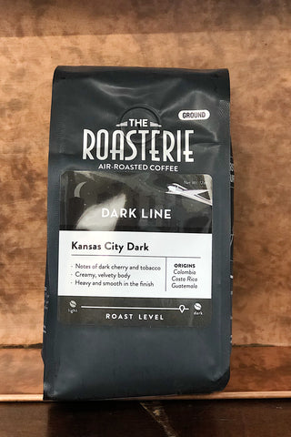 Kansas City Dark Coffee 12 oz Bag