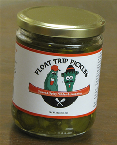 Float Trip Pickles - Pickles