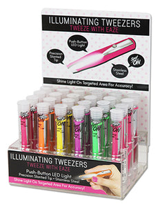 Spot On Illuminating Tweezer
