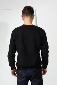 Sweatshirt with stamp