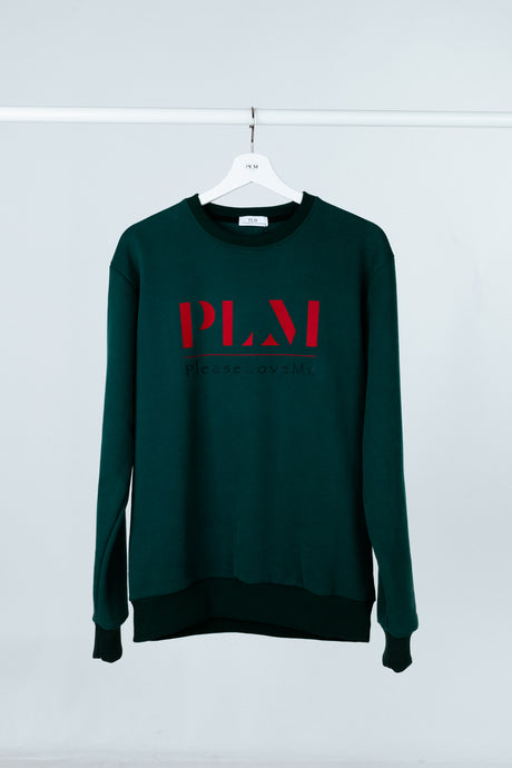 Sweatshirt - with stamp PLM