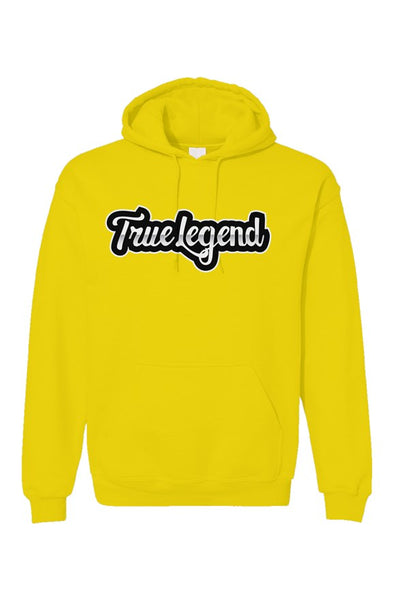 True Legend Hoodie-yellow
