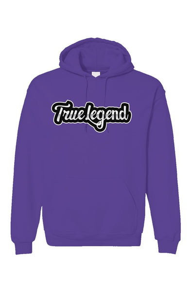 True Legend Hoodie-purple