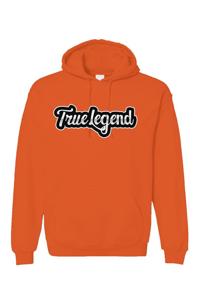 True Legend Hoodie-orange