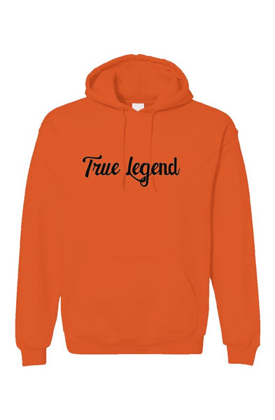 True Legend Classic Hoodie-Orange