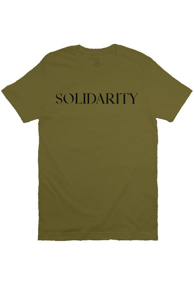 SOLIDARITY-OLIVE