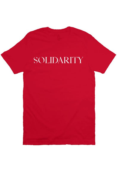 SOLIDARITY-RED