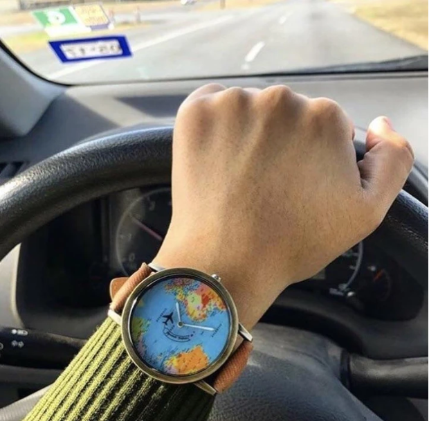 Travel Companion Watch - Trendmart