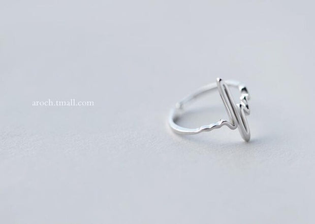Heartbeat Ring - Trendmart