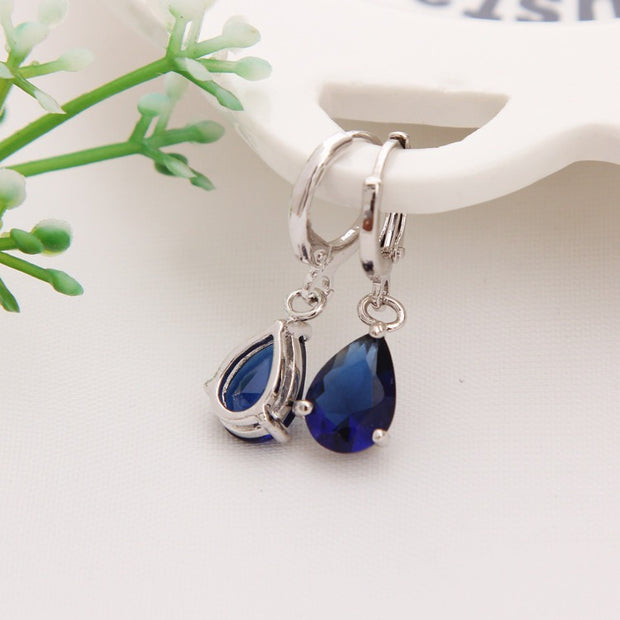 Ocean Drop Dangle Earrings - Trendmart