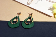 Vintage Hoop Earrings - Trendmart