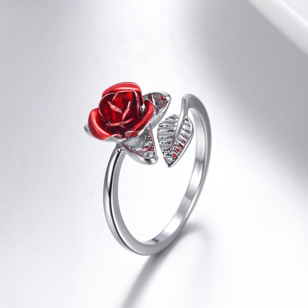 Rose Bud Ring - Trendmart