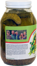 Load image into Gallery viewer, Kickin' Jalapeño Dill Pickles