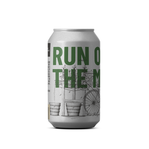 Run of the Mill - 4 pack of 12oz cans