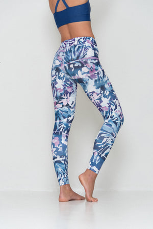 Legging (Sea Flowers)
