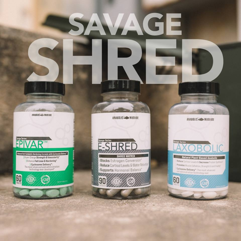 Savage Shred Stack