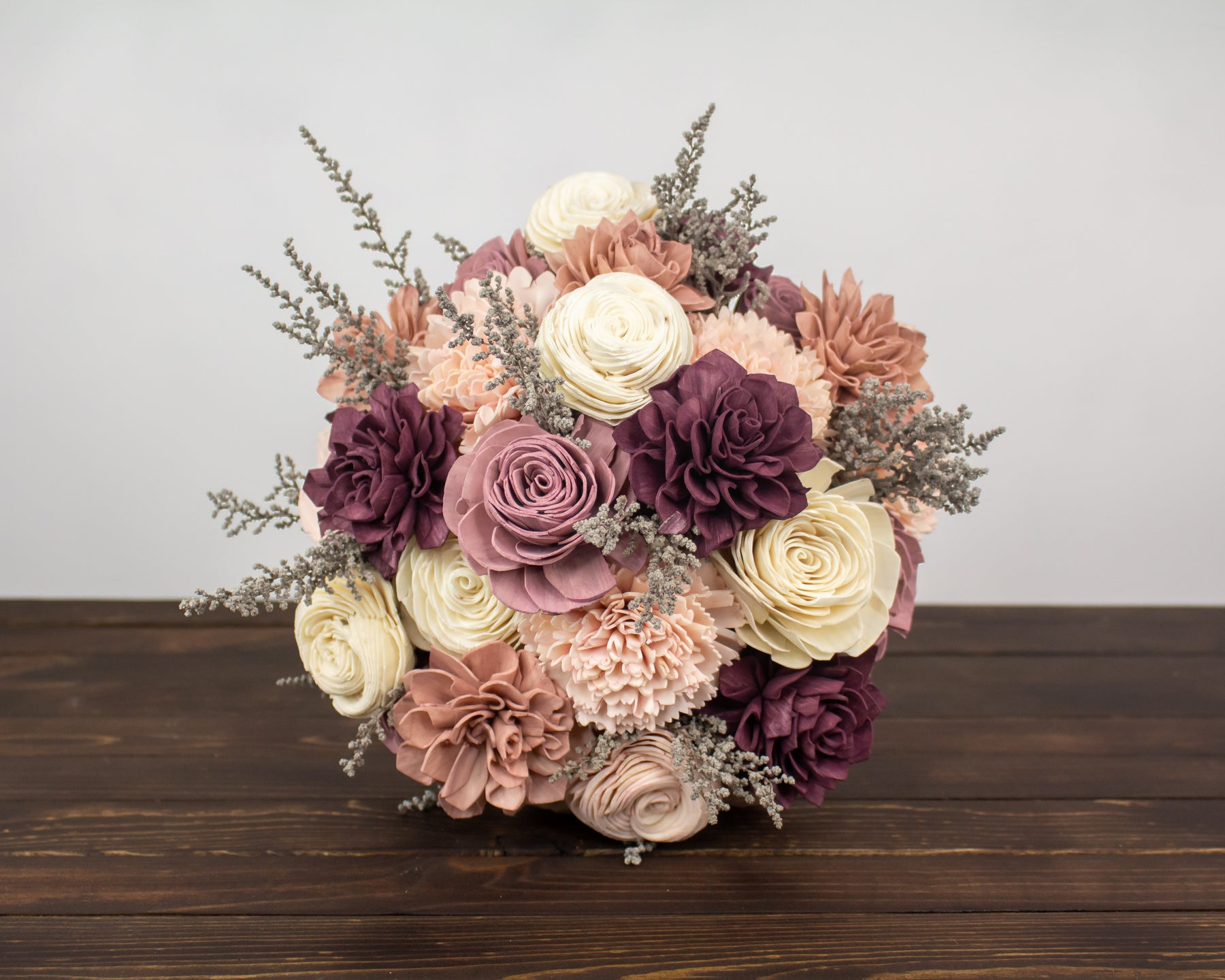 forever floral wooden flowers for mother's day