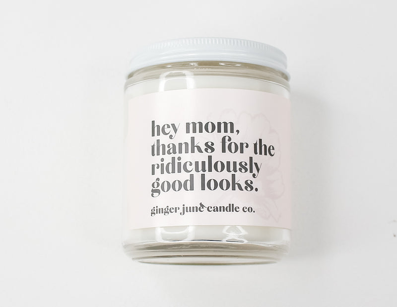 Good Looks Candle - 9oz