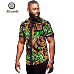 African print shirt for men