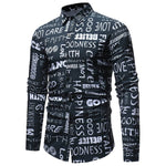 Word Pattern Shirt
