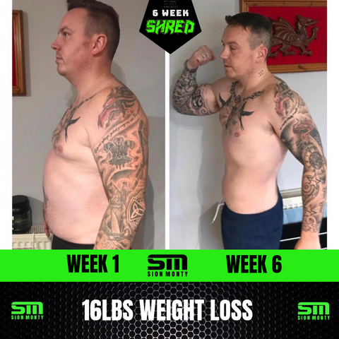 Image of 6 WEEK SHRED