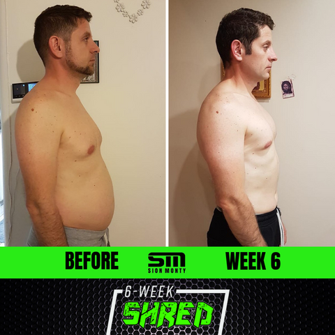 6 WEEK SHRED