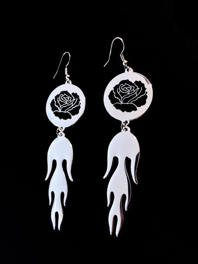 PRE-ORDER Eternal Fire Earrings