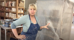 Asheville Area Pottery Talks about how to DRYING POTS TO PREVENT CRACKING