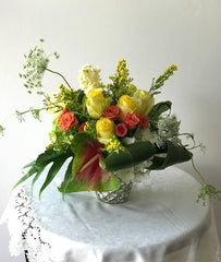 Fresh Flower Arrangement