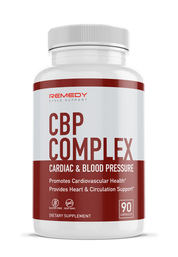Cardiac & Blood Pressure Complex - Healthy Heart & Blood Pressure