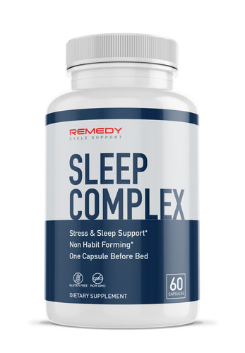 Sleep Complex - Relaxation, Reduces Anxiety, & Help You Stay Asleep