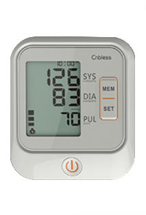 Blood Pressure Monitor - Accurate & Easy to Use
