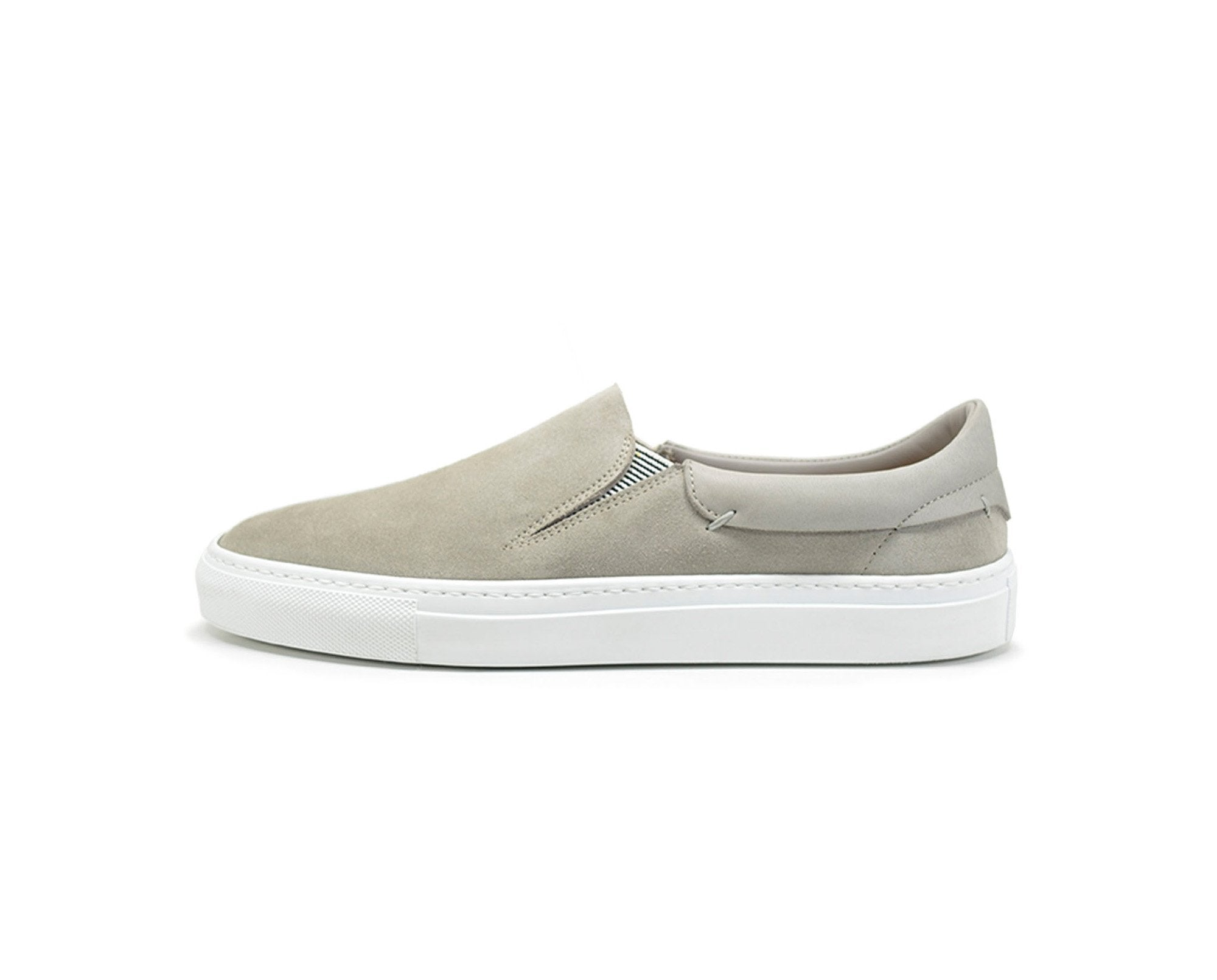 Hypnotic Yellow Phoenician Grey Slip-On