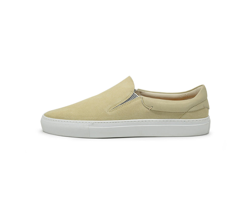 Hypnotic Yellow Phoenician Lavanda Slip-On