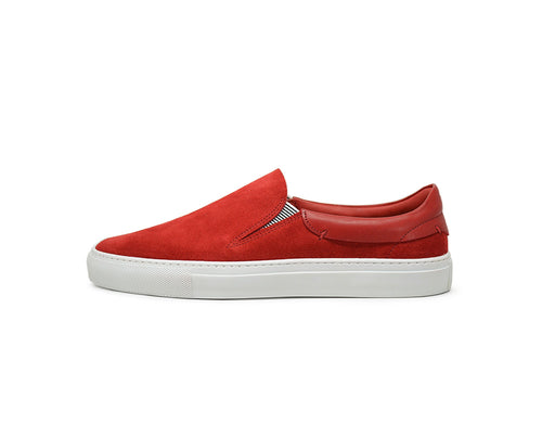 Hypnotic Yellow Phoenician Rosso Slip-On