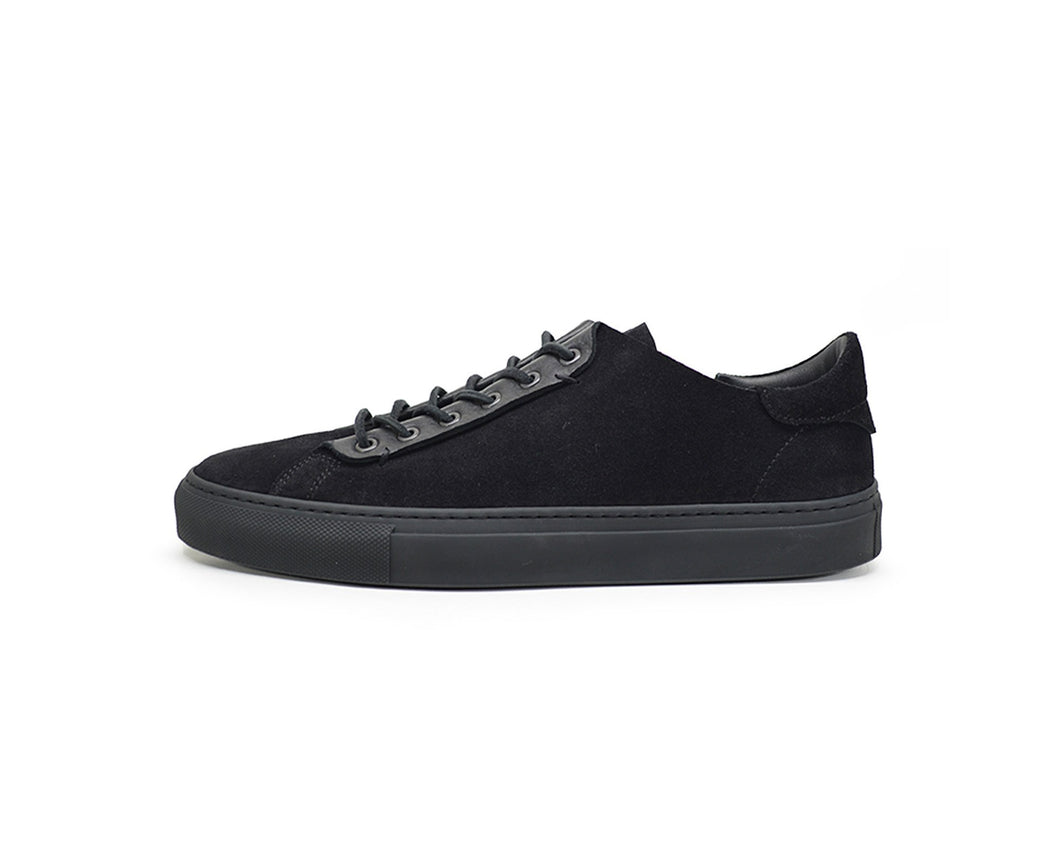 Hypnotic Yellow Phoenician All Black Low-Top