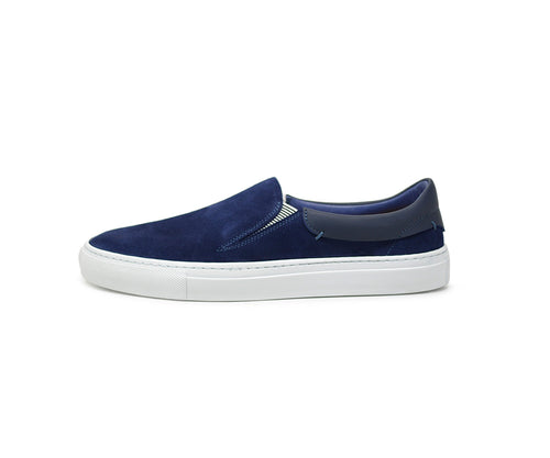 Hypnotic Yellow Phoenician Indaco (blue) Slip-On