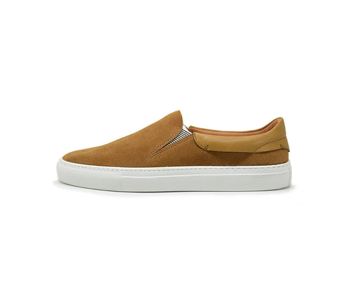 Hypnotic Yellow Phoenician Tabacco Slip-On