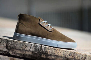 Hypnotic Yellow Desert boot  - Militare