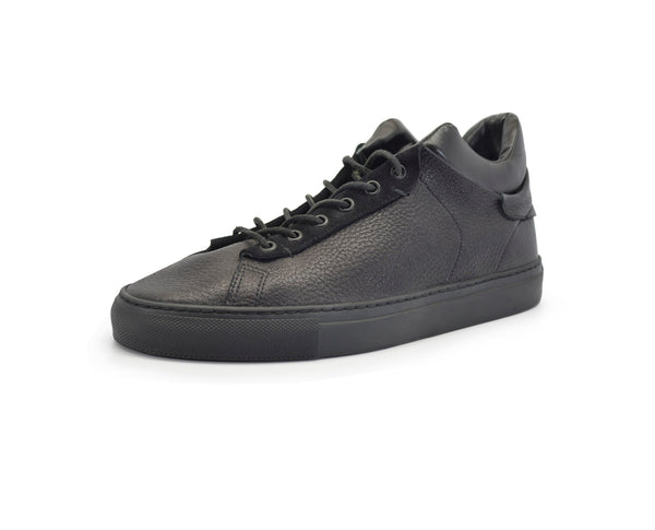 Phoenician Reverse All Black High-Top