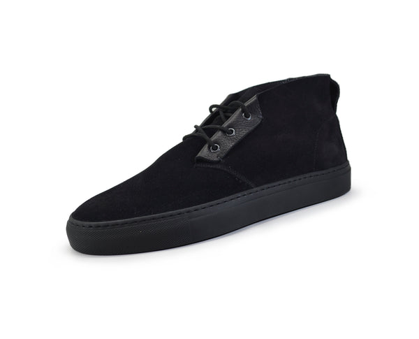 Desert boot  - All black