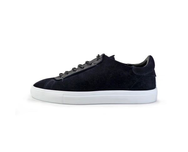 Phoenician Black Low-Top