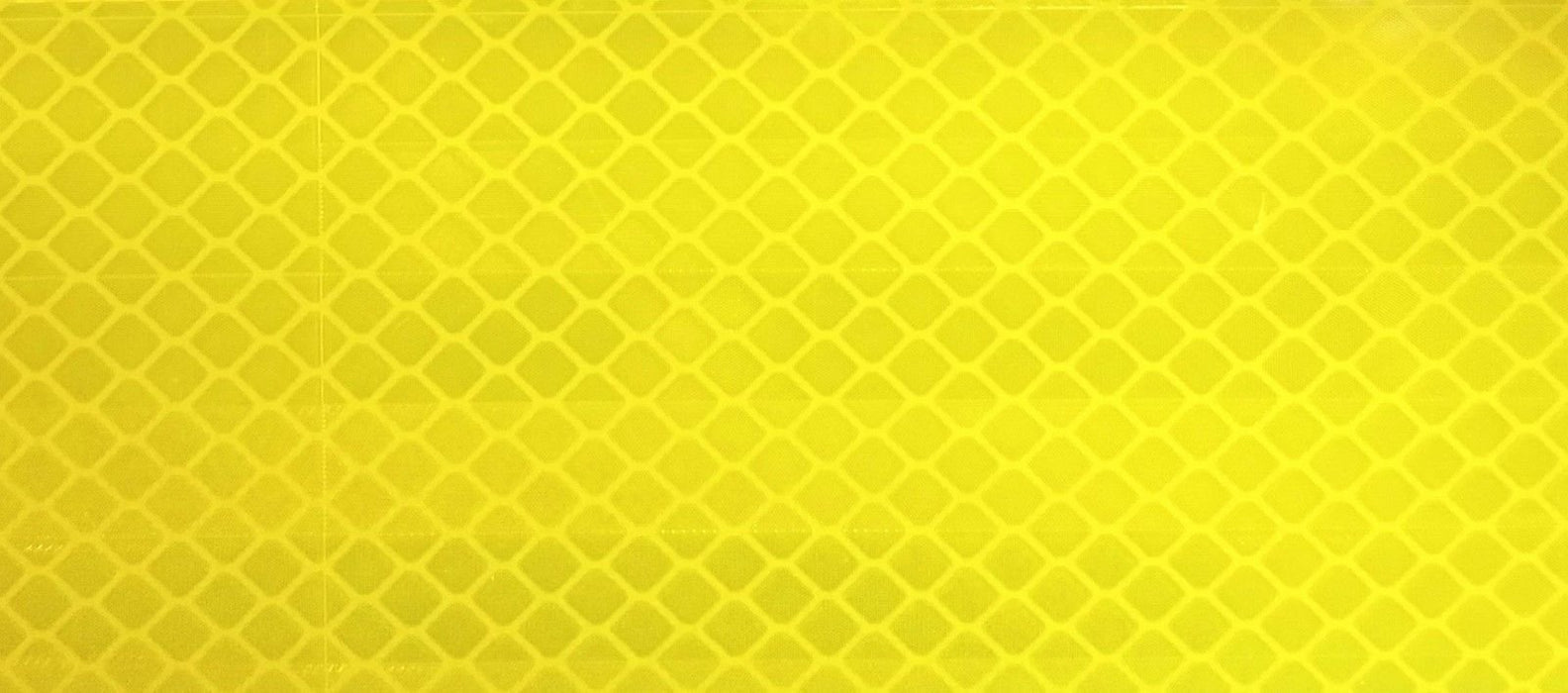 "3M 34293 1"" x 150' 983 Series Fluorescent Yellow Conspicuity Reflective Tape USA"