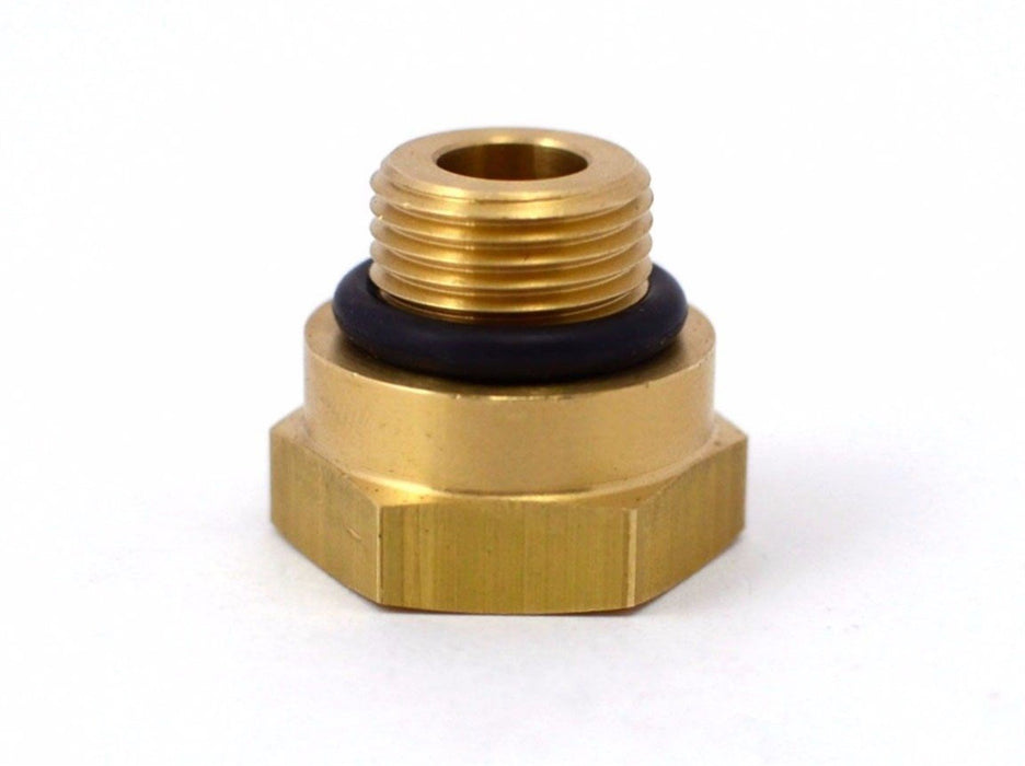 "Fumoto ADP-204 - 3/4""-16 UNF Adapter for T-204 and T204N Oil Drain Valves"
