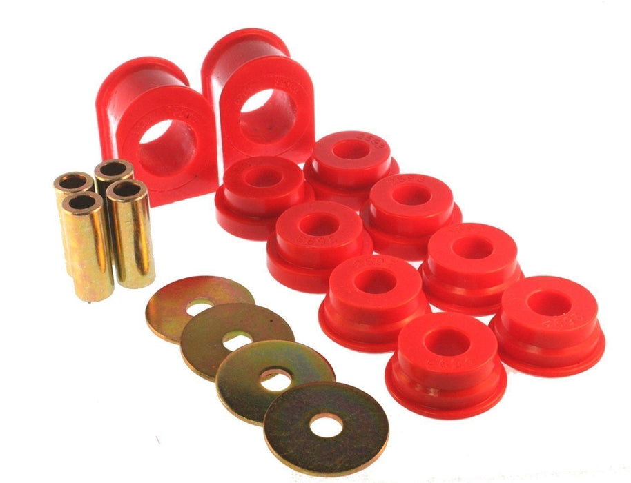 Energy Suspension 4.5186R 32mm Stabilizer Sway Bar Bushing Kit 99-04 F250 F350