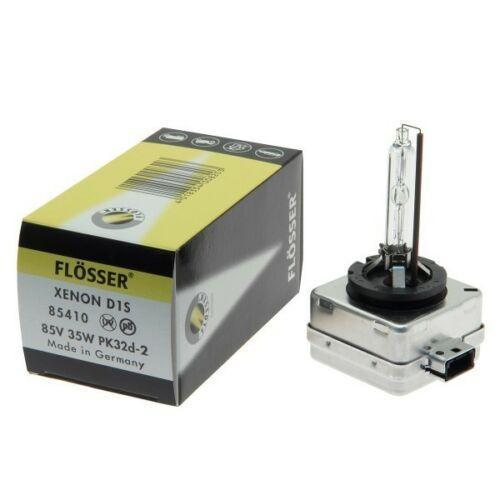 Flosser 85410 85V/35W D1S HID Xenon Lamp 4200°k Head Light Bulb