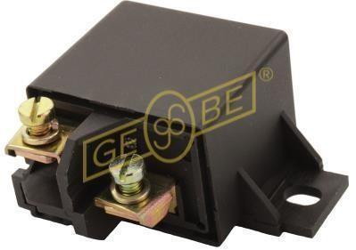 GEBE 990131 4 Terminal Heavy Duty SPST NO Relay Diode 12V 75A - Made in Germany