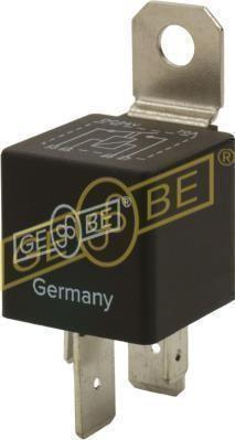 GEBE 990141 4 Terminal Heavy Duty SPST NO Relay 24V 70A - Made in Germany