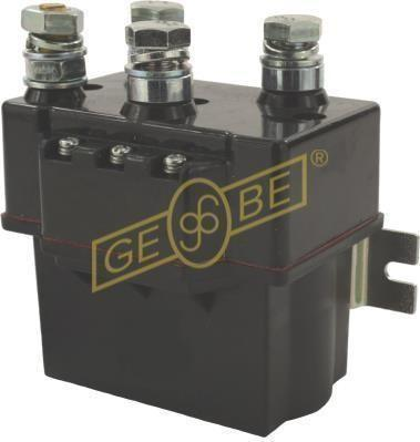 GEBE 990181 12V Tarp and Winch Motor Reversing Solenoid 100/400A Made in Germany