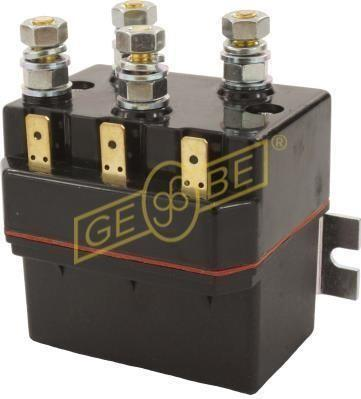 GEBE 991071 12V Tarp and Winch Motor Reversing Solenoid 50/200A Made in Germany